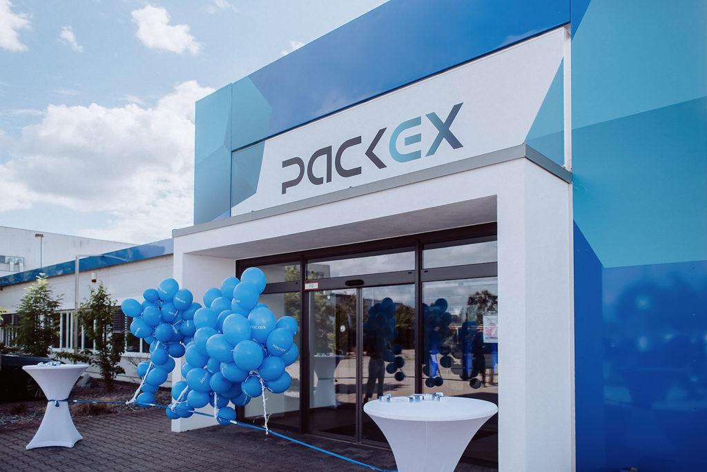 PackEx eröffnet sein Werk in Worms