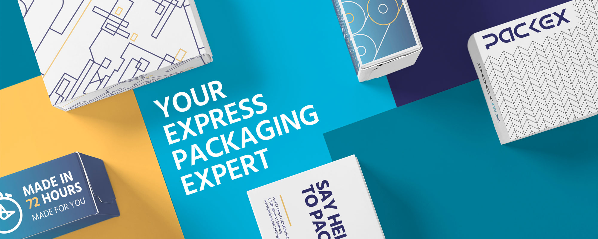PackEx - YOUR EXPRESS PACKAGING EXPERT