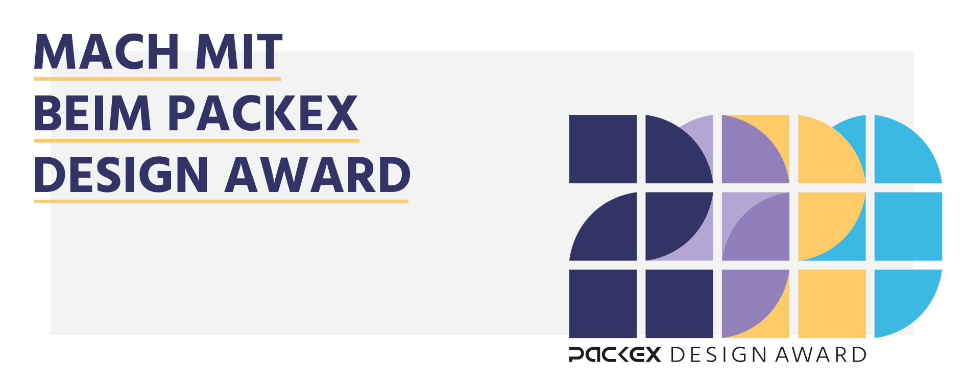 Logo PackEx Design Award 2020
