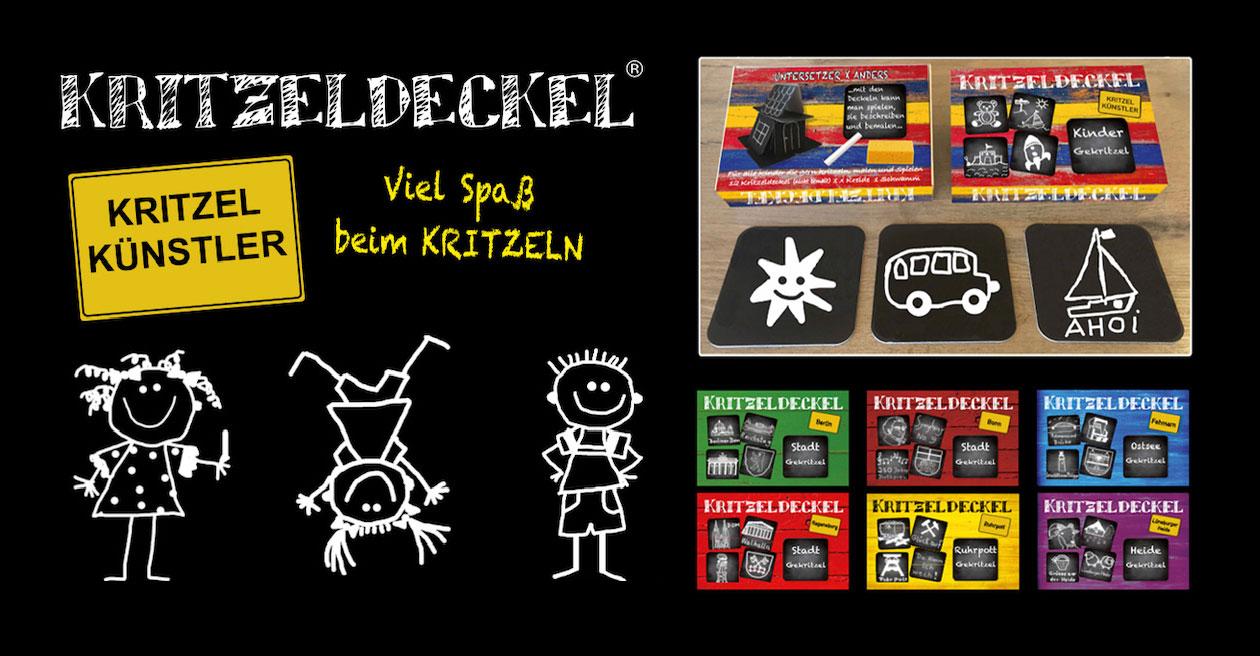 Kritzelbox - Faltschachteln by PackEx