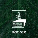 PackEx Nachhaltigkeitssiegel