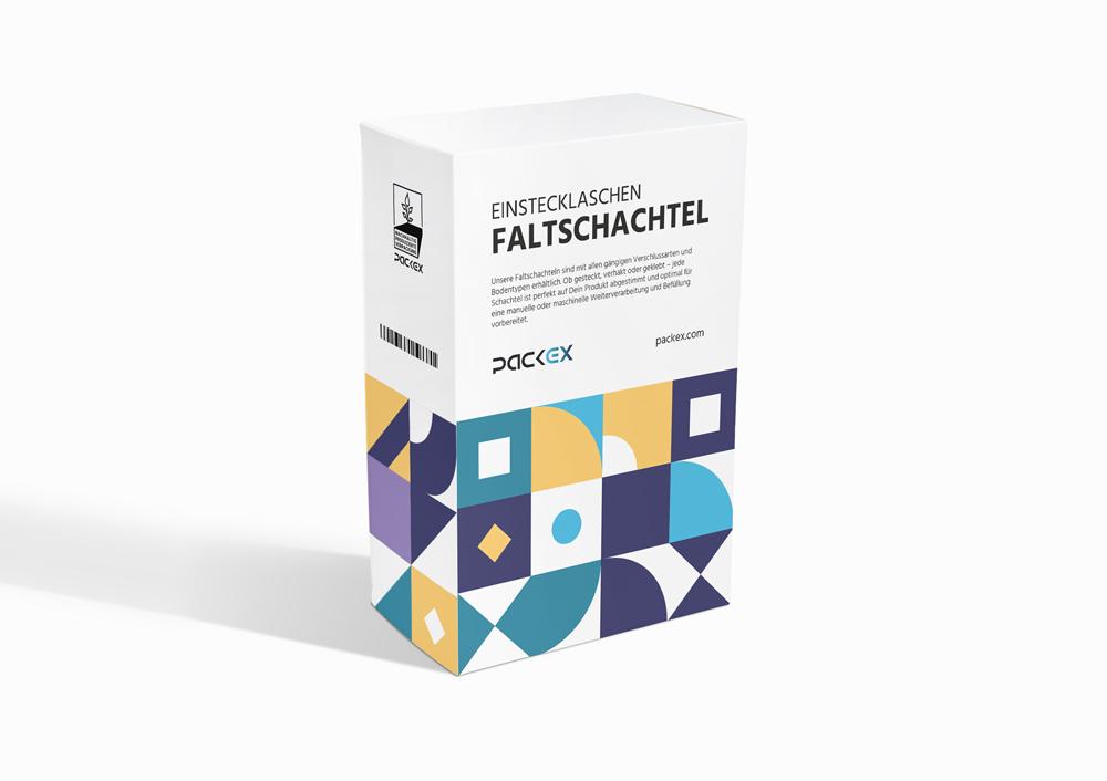 Faltschachtel von PackEx