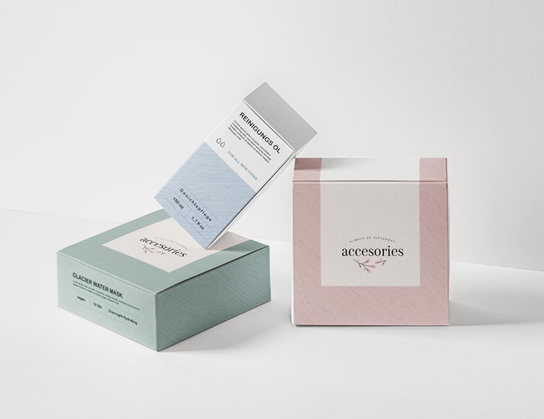 Kosmetikverpackungen von PackEx