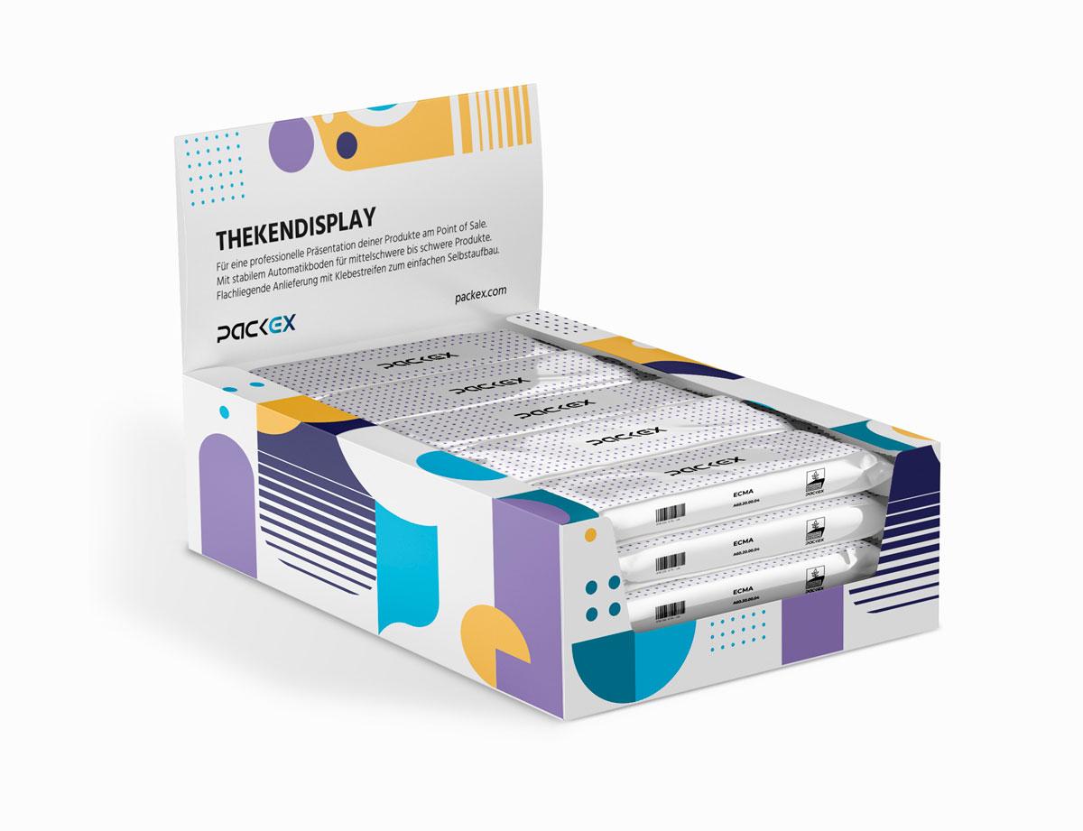 Thekendisplay PackEx